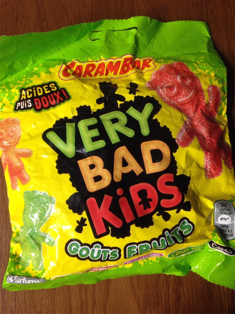 VERY BAD KIDS