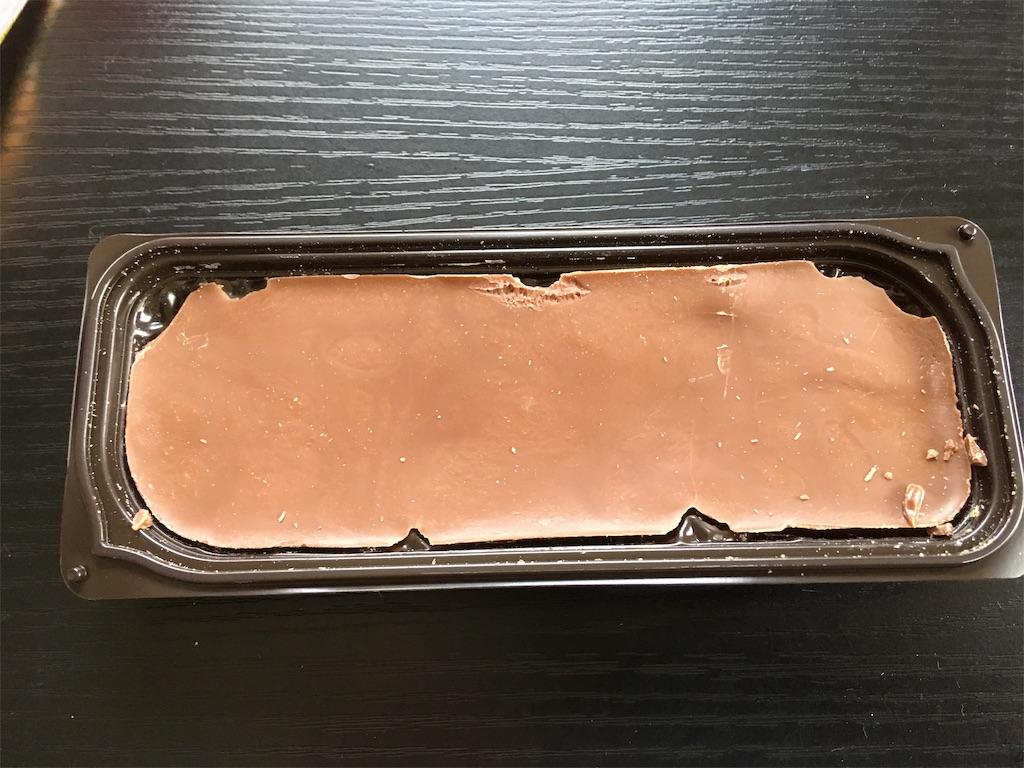 チョコレートの海