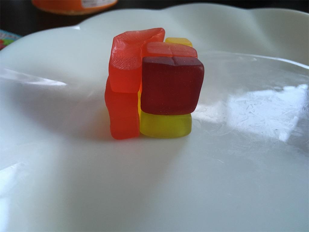 積み方1パターン目