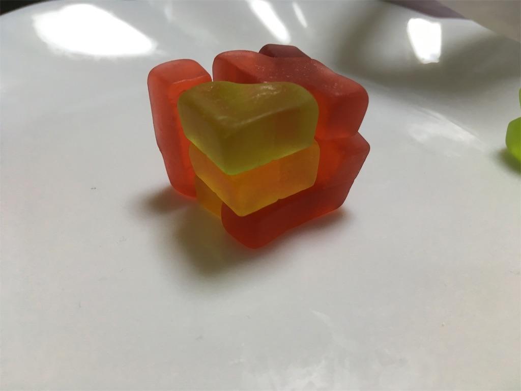 積み方2パターン目