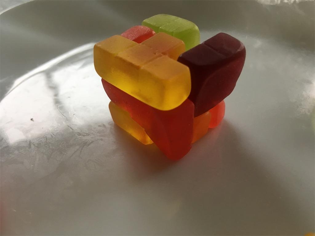 積み方4パターン目