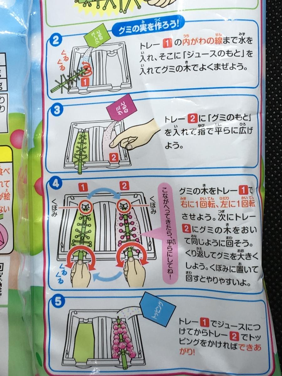 作り方2〜5