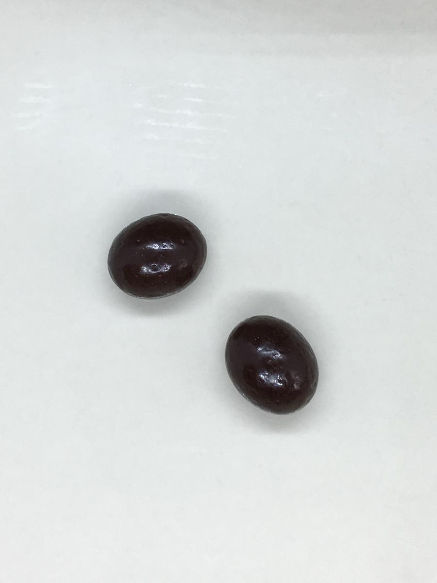 果汁グミ チョコレート
