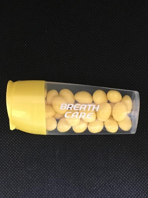 噛むブレスケア レモンミント
