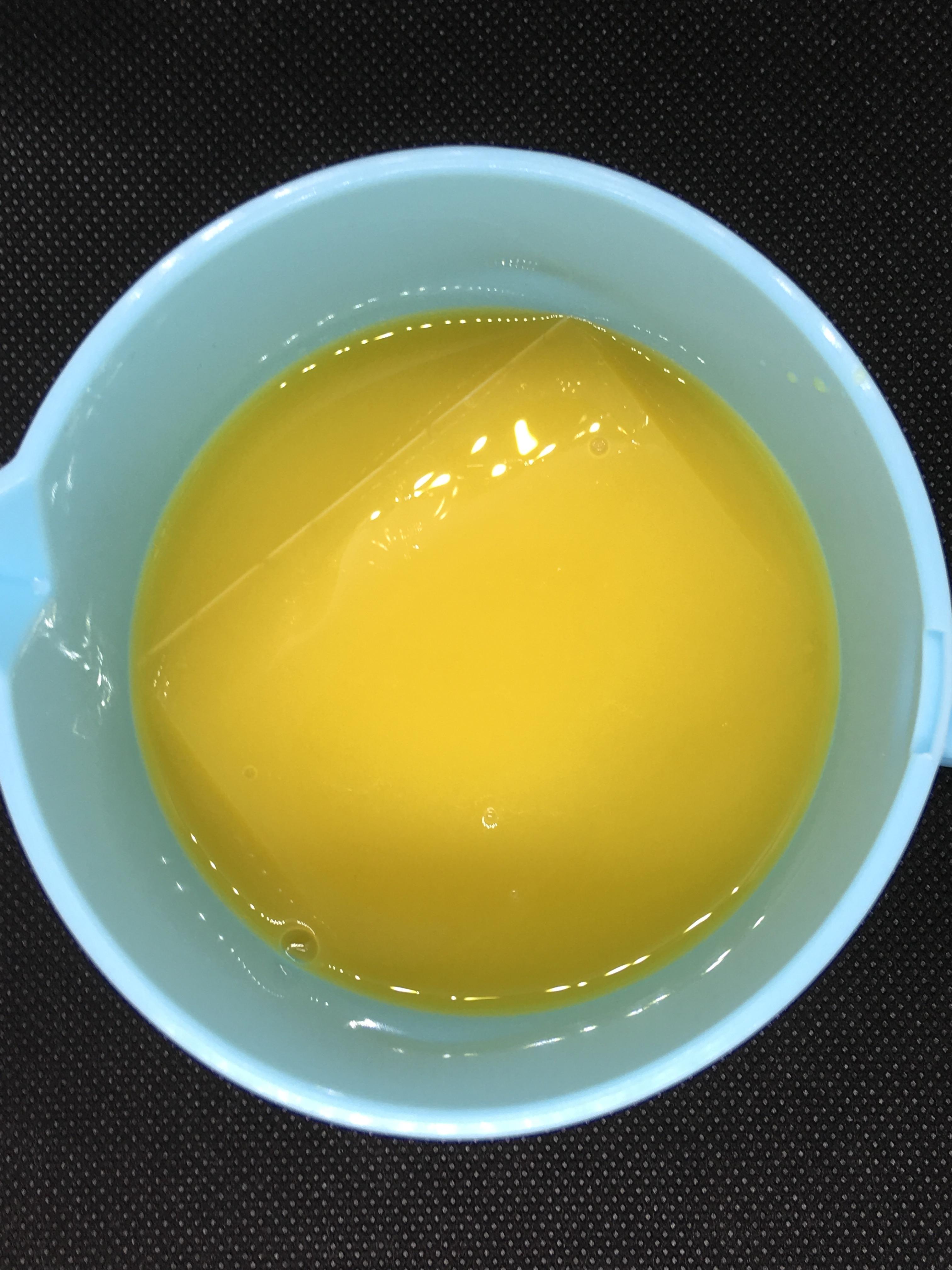 板ゼラチン入りグミ液(PONジュース)
