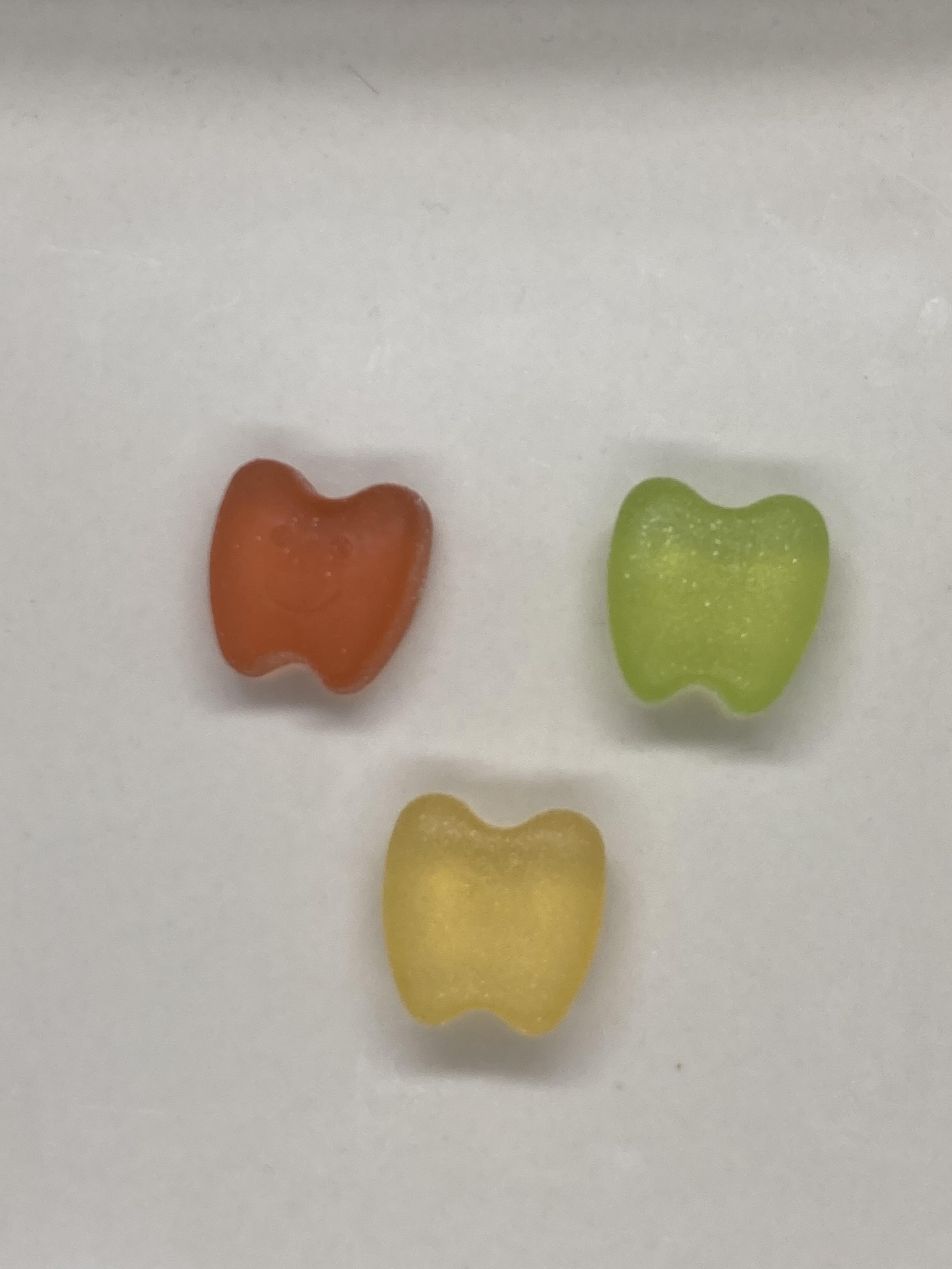 歯医者さんが作ったデンタルグミ 包装なし