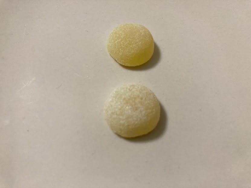 サクレレモングミ