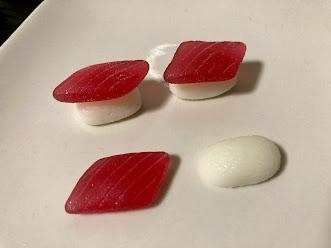 まぐろ寿司グミ