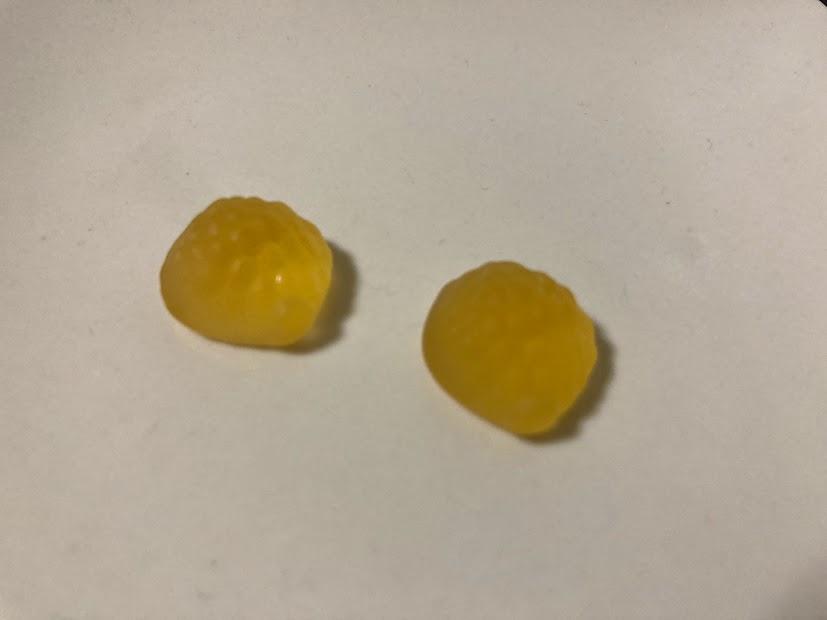 果汁グミ ソルティーライチ