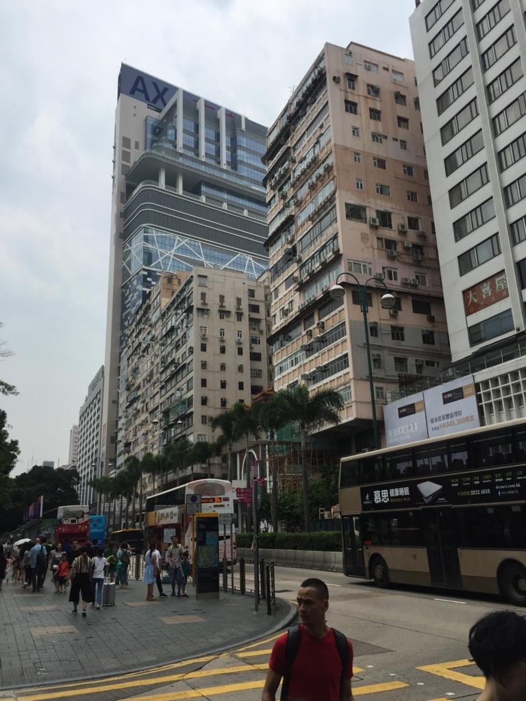 香港 ~ネイザンロード周辺~