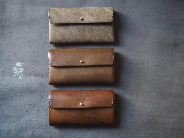 機能的で美しく、超ミニマルなSafujiのキー付きミニ財布【これ1つで出かけられる】