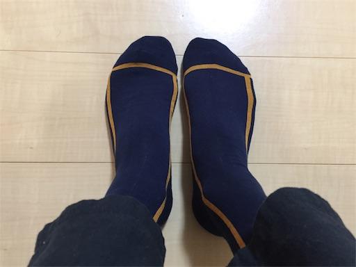 シックストックスの靴下