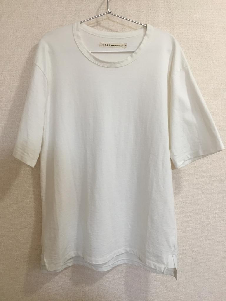 CURLY ビッグTシャツ