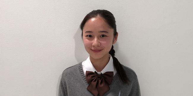 3年A組出席番号12番熊沢花恋(堀田真由)公式画像