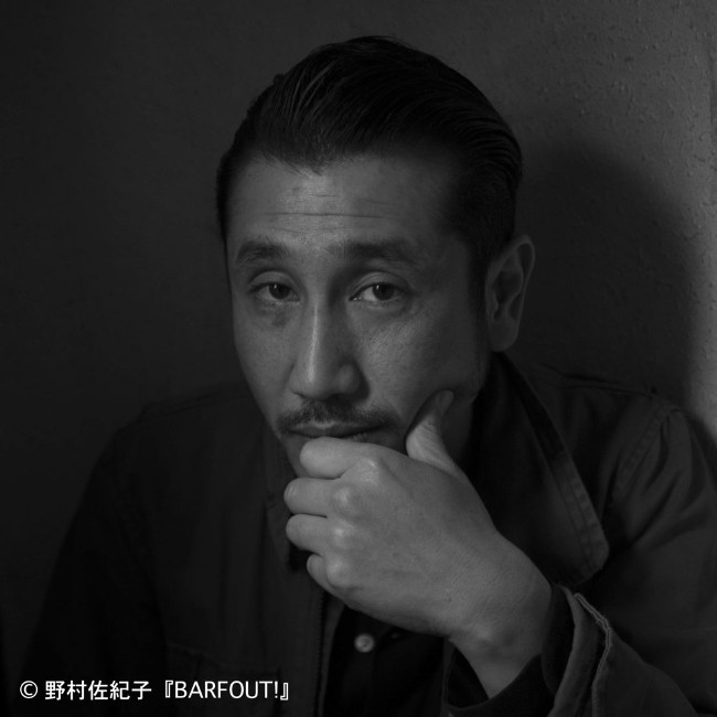 渋川清彦(モデルKEE)公式画像