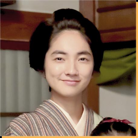 【おちょやん】節子役の仁村紗和