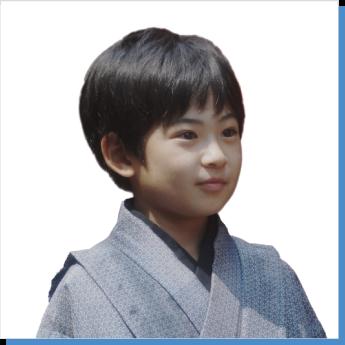 【おちょやん】天海一平・子役の中須翔真