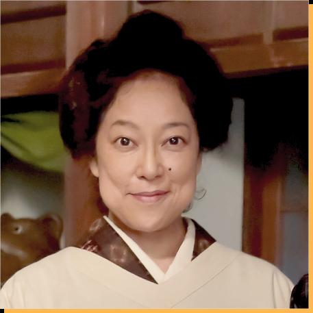【おちょやん】「岡安」かめ役・楠見薫さん