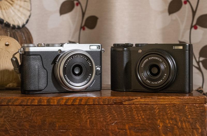 X70とXF10
