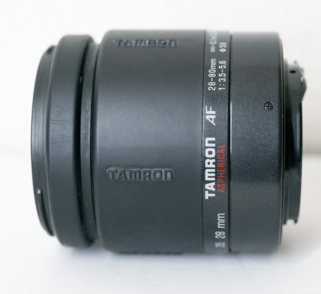 TAMRON 77D