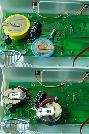 シチズン8RZ016電池交換