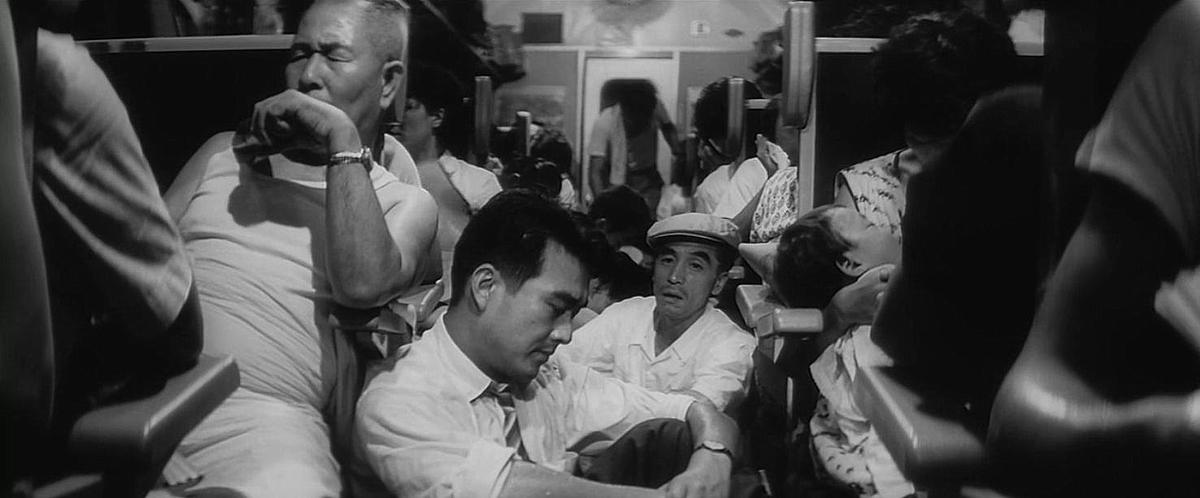 映画「張込み」(1958)を見た(再見)。松本清張原作・野村芳太郎監督 ...