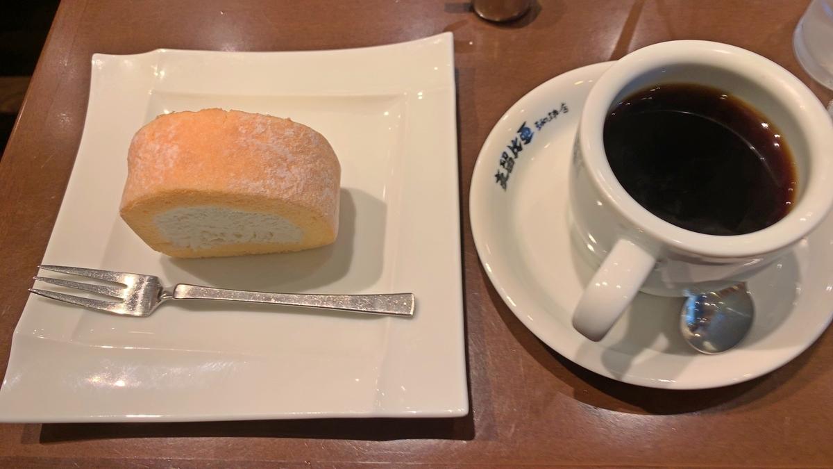 【新橋】支留比亜珈琲(シルビアコーヒー)行ってきた【評価高め】