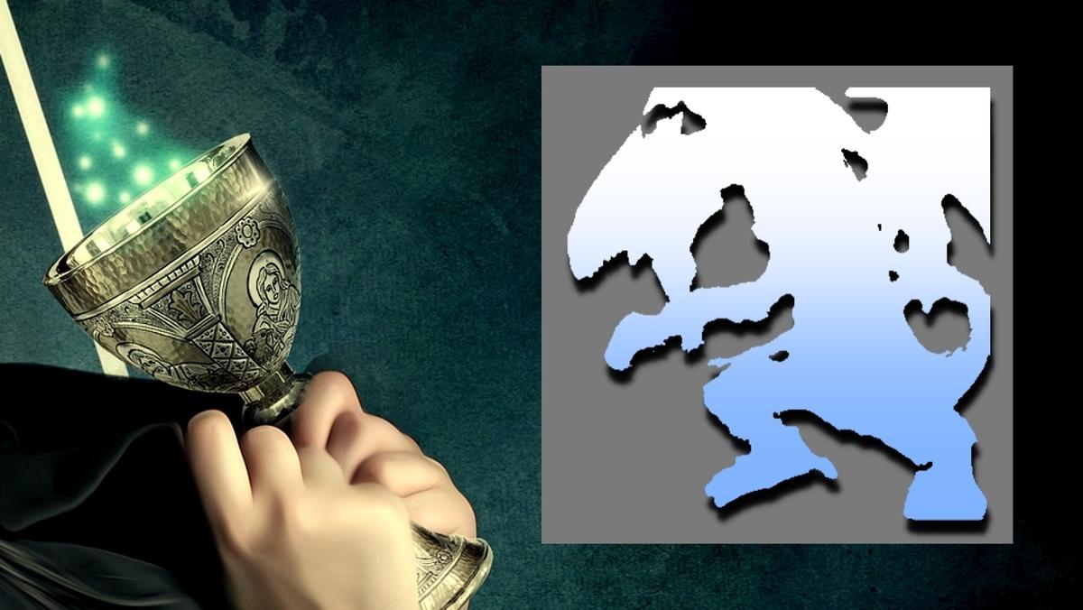 【デュエルリンクス】青眼と聖杯は相性が良く強いですよ【粉砕だと鬼強】