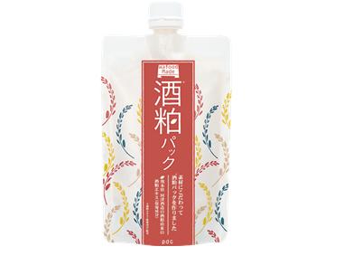 pdc「ワフードメイド 酒粕パック」すべすべ白肌へ、価格1296円で販売