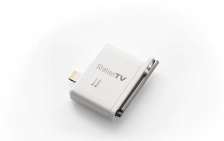 50%の小型軽量化! iPhone用フルセグチューナー 「PIX-DT350N」を発売