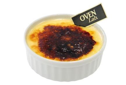 オーブンラボ垂水店が3月30日オープン。限定スイーツ「炙りとろなまプリン」も