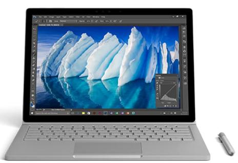 日本マイクロソフト「Surface Book パフォーマンス ベース搭載モデル」予約受付開始、4月20日発売予定