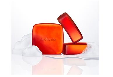 ドクターシーラボ、保湿と引き締め効果もある多機能ソープ「クレンジングソープEX」発売