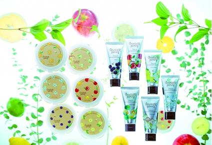 春夏向けアロマの「香りのエチケット」でフレッシュ感たっぷりのボディケアアイテム発売