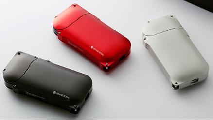 グランド ロイヤル、アイコス高級ケース「IQOS Aluminum Case」が4月3日より発売開始