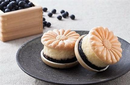 京丹後黒豆チーズケーキ