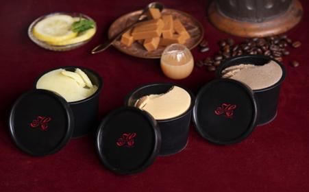 フランス人間国宝のエドワール特製レシピの濃厚アイスがオンラインショップに登場