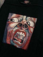 King Crimson Tシャツ