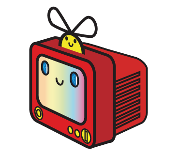 LINEスタンプ テレビ