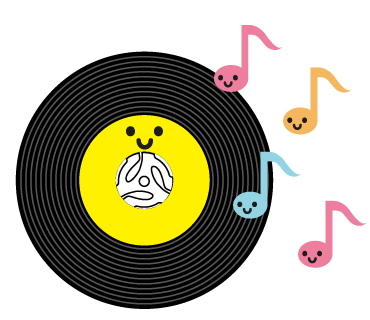 LINEスタンプ レコード