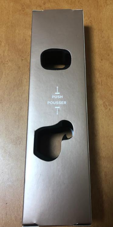 AMPSAIRが入ってた箱