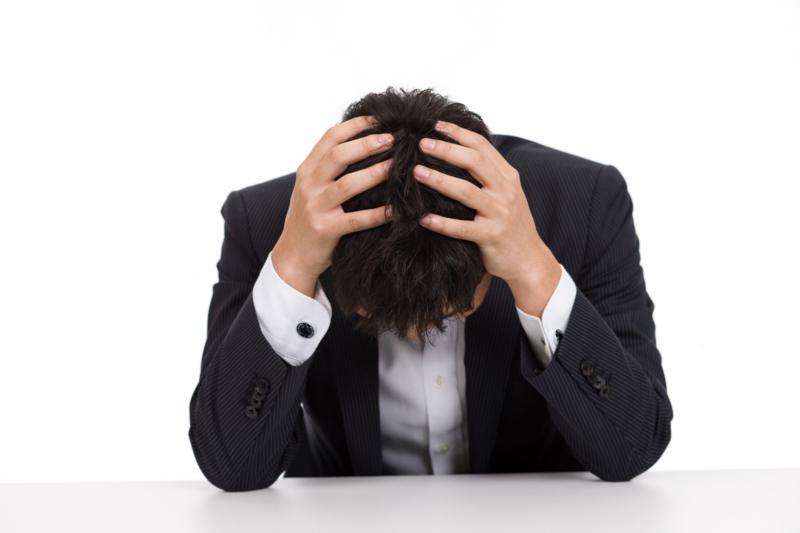 起業での失敗