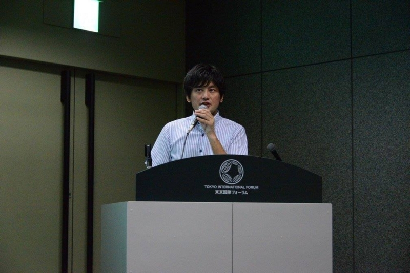 9.編集長時代(東京国際フォーラム)