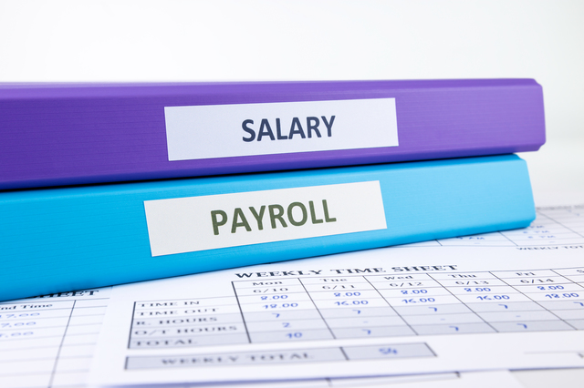 Human Resources and Payroll documents