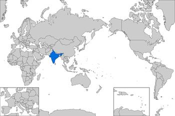 世界地図ぬりぬりを修正