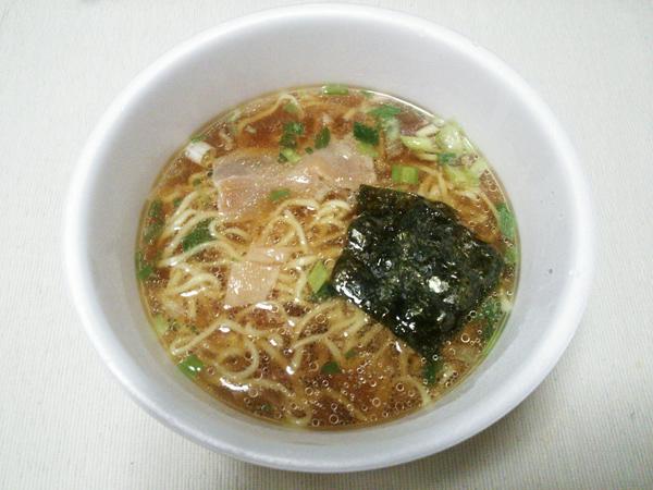 マルちゃん生麺カップ