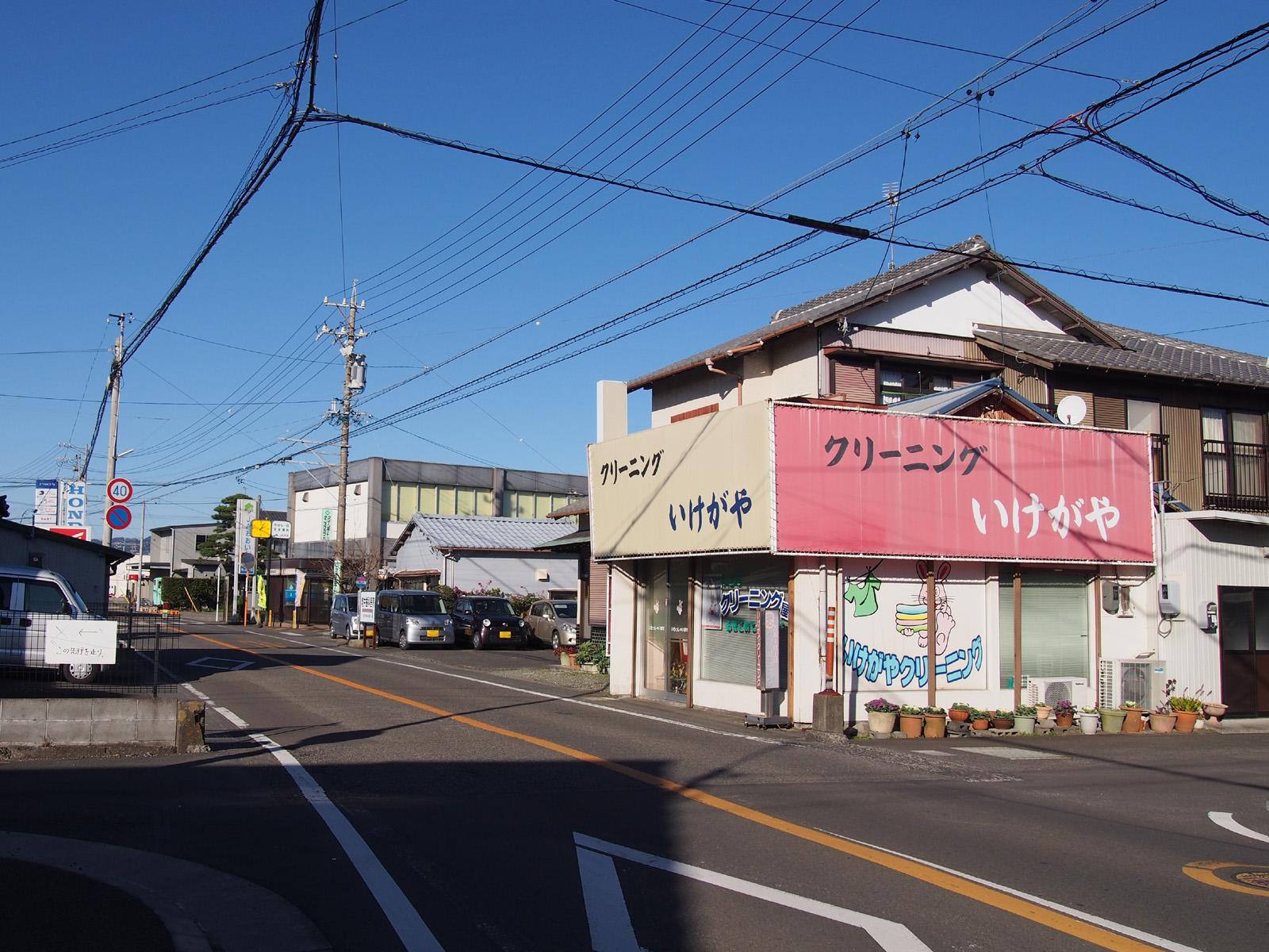 静岡県道31号焼津榛原線 新並橋