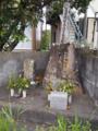 [神仏][川中島八兵衛][庚申塔]中新田北島の西國川中島八兵衛と庚申塔