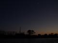 [空模様]金星20170102