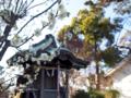 [植物]白梅@焼津神社の天神さん